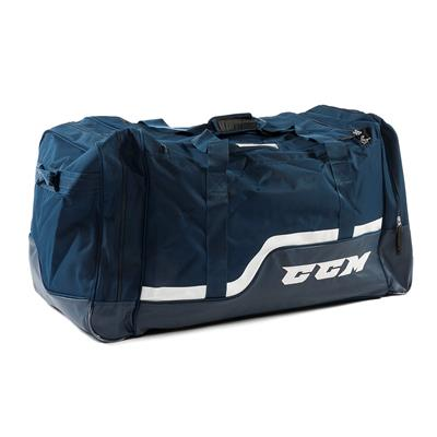 Navy/White (CCM 250 Deluxe Carry Bag)