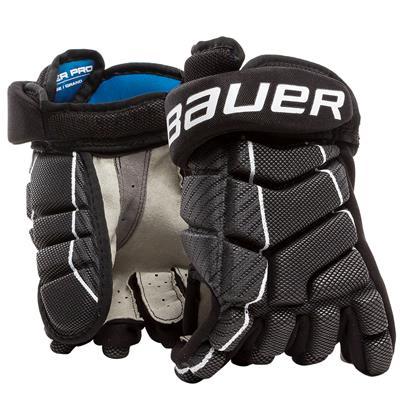 (Bauer Pro Player Street Hockey Glove - Senior)