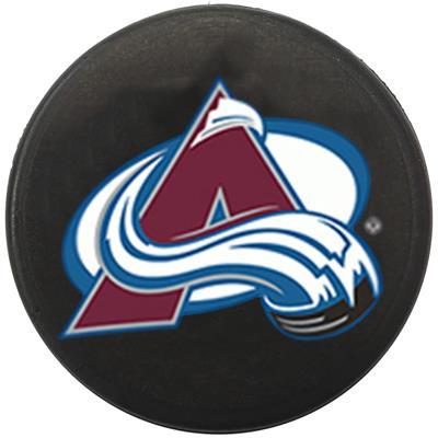 Single Charm (Sher-Wood NHL Mini Puck Charms - Colorado Avalanche)