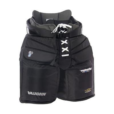 Black (Vaughn Velocity VE8 Pro Carbon Goalie Pants - Senior)