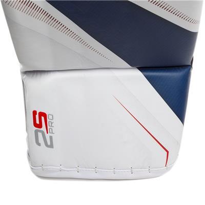 Toe View (Bauer Supreme 2S Pro Goalie Leg Pads - Senior)