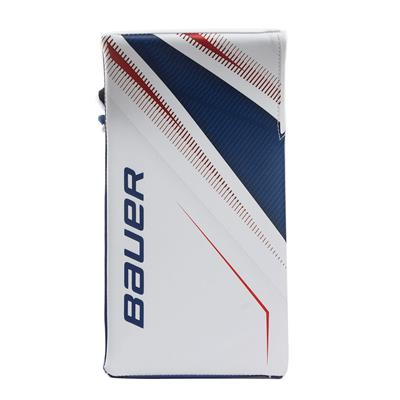 Front Face (Bauer Supreme 2S Pro Goalie Blocker - Senior)
