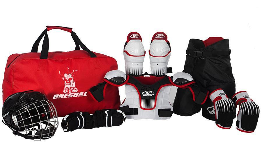 One Goal Equipment Set Small