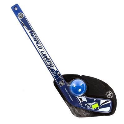 Toronto Maple Leafs (Sher-Wood Hat Trick Mini Stick with Ball)