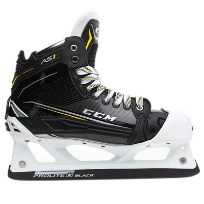 (CCM Super Tacks AS1 Goalie Skates - Senior)