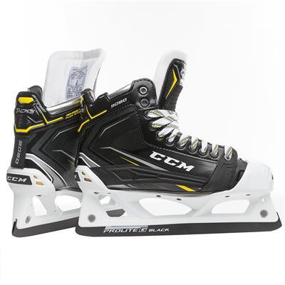 (CCM Tacks 9080 Goal Skate)