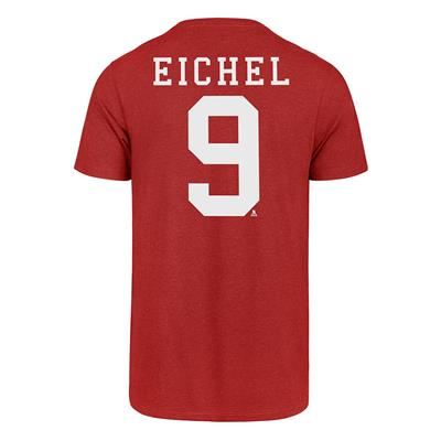 Back (47 Brand Boston University Jack Eichel Tee)