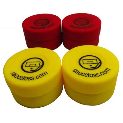 8 Pucks (4 Pucks per Color) (Sauce Toss Supreme)