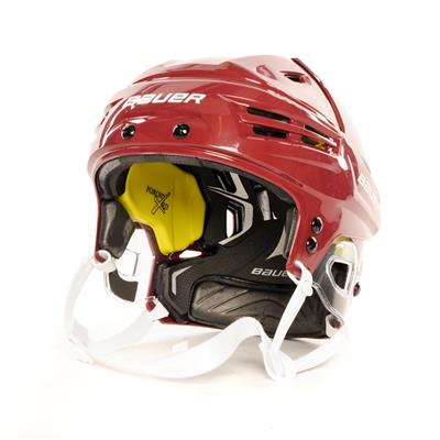 Maroon (Bauer IMS 9.0 Hockey Helmet)