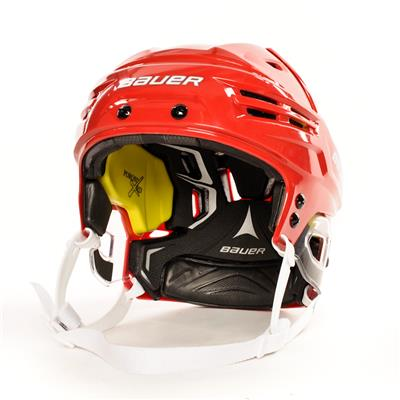 Red (Bauer IMS 9.0 Helmet)