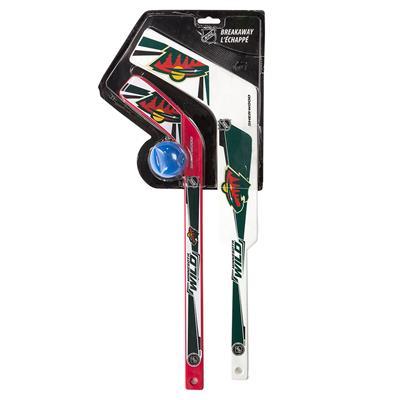 Minnesota Wild (InGlasco Breakaway Generation 2 Mini Stick)
