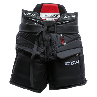 Front View (CCM Extreme Flex Shield II Pro Goalie Pants)