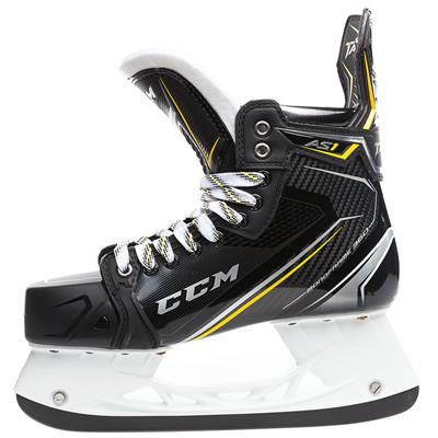 Inside View (CCM Super Tacks AS1 Ice Hockey Skates - Junior)