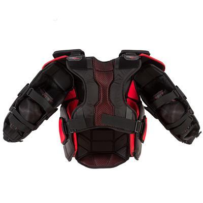 Back (CCM Extreme Flex Shield II Goalie Chest And Arm Protector - Senior)
