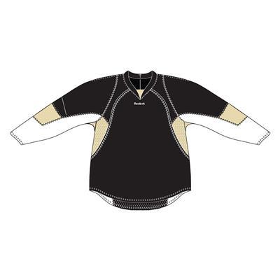 Black (Reebok 25P00 NHL Edge Gamewear Hockey Jersey - Pittsburgh Penguins)