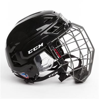 (CCM Tacks 310 Helmet Combo)