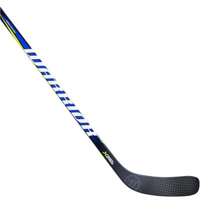 Outside blade (Warrior Alpha QX Strike Pro Grip Composite Hockey Stick - Intermediate)