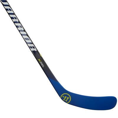 Outside Blade (Warrior Alpha QX Strike Pro Grip Composite Hockey Stick)