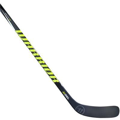 Outside Blade (Warrior Alpha QX Strike Grip Composite Hockey Stick - Senior)