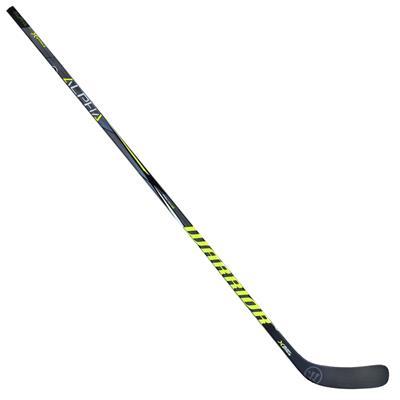 Full Length View (Warrior Alpha QX Strike Grip Composite Hockey Stick - Senior)