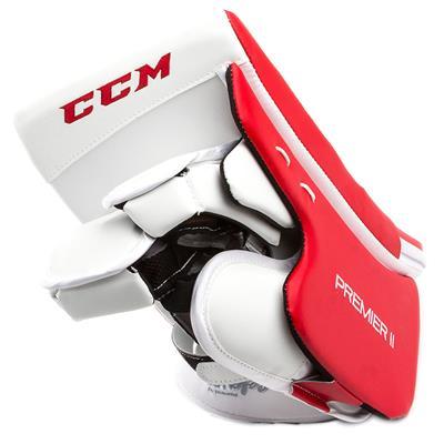 (CCM Premier II Pro Goalie Blocker)