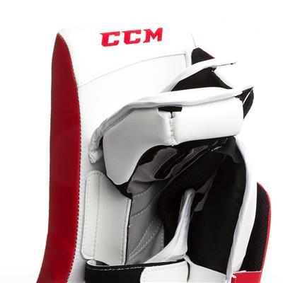 (CCM Premier II Pro Goalie Blocker - Senior)