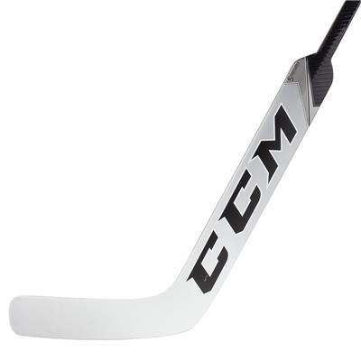 White/Black (CCM Premier P2.9 Composite Goalie Stick - Senior)