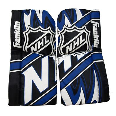 Leg Pads (Franklin Shinny Goalie Equipment & Mask Set)