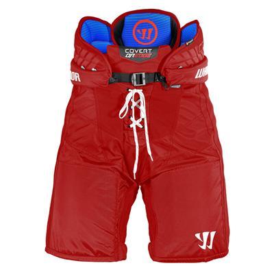 Red (Warrior Covert QR Edge Hockey Pants - Senior)
