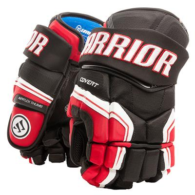 (Warrior Covert QR Edge Hockey Gloves)