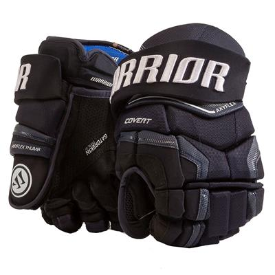 Navy (Warrior Covert QR Edge Hockey Gloves)