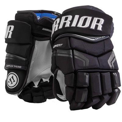 Navy (Warrior Covert QRE Pro Hockey Gloves - Senior)