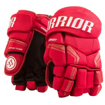Red (Warrior Covert QRE3 Hockey Gloves)