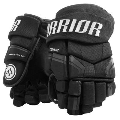 Black (Warrior Covert QRE3 Hockey Gloves)