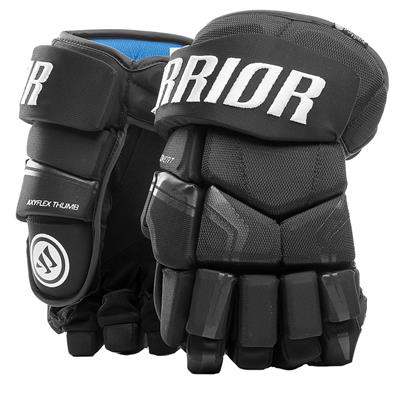 Black (Warrior Covert QRE4 Hockey Gloves - Senior)