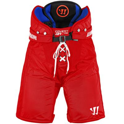 Red (Warrior Covert QRE Pro Hockey Pants - Junior)