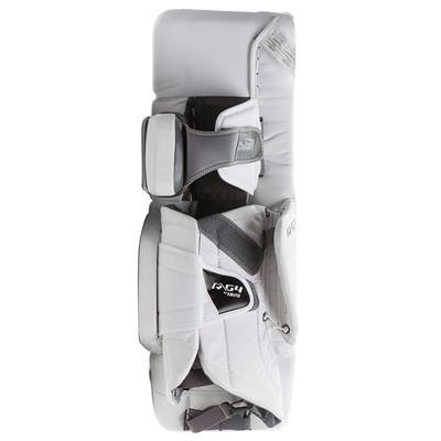 (Warrior Ritual G4 Goalie Leg Pads - Junior)