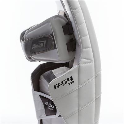 (Warrior Ritual G4 Goalie Leg Pads)