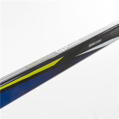Shaft (Warrior Alpha QX Sabre Grip Composite Hockey Stick)