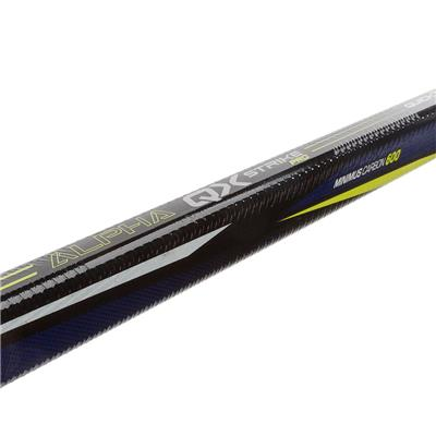 Shaft (Warrior Alpha QX Strike Pro Grip Composite Hockey Stick - Intermediate)