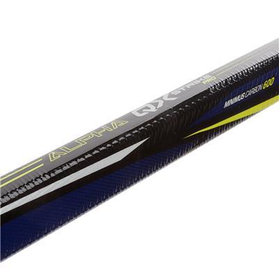Shaft (Warrior Alpha QX Strike Pro Grip Composite Hockey Stick - Junior)