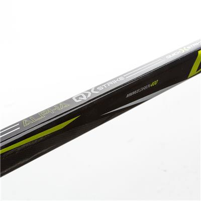 Shaft (Warrior Alpha QX Strike Grip Composite Hockey Stick - Junior)