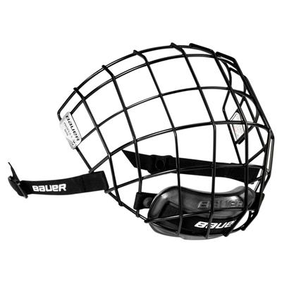 Black (Bauer Profile II Facemask)