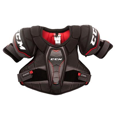 (CCM JetSpeed FT370 Hockey Shoulder Pads)