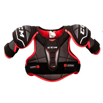 (CCM JetSpeed FT350 Hockey Shoulder Pads)