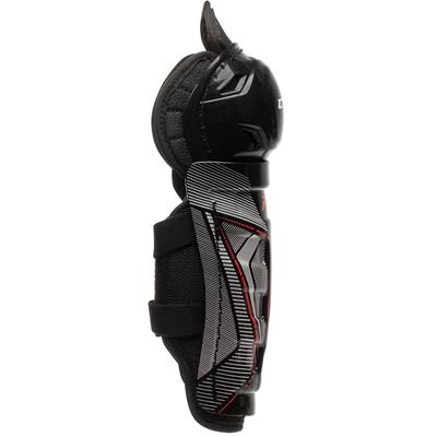 (CCM JetSpeed FT1 Youth Hockey Shin Guards - Youth)
