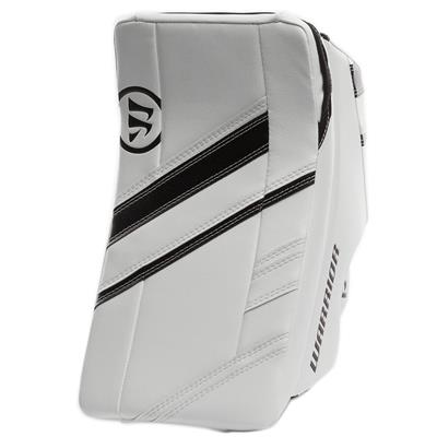 White/Black (Warrior Ritual G4 Pro Goalie Blocker)