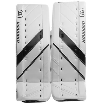 White/Black (Warrior Ritual G4 Pro Goalie Leg Pads)