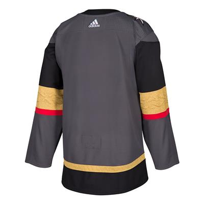 Back (Adidas Vegas Golden Knights Authentic NHL Jersey - Home)