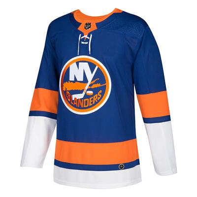 Front (Adidas New York Islanders Authentic NHL Jersey - Home)